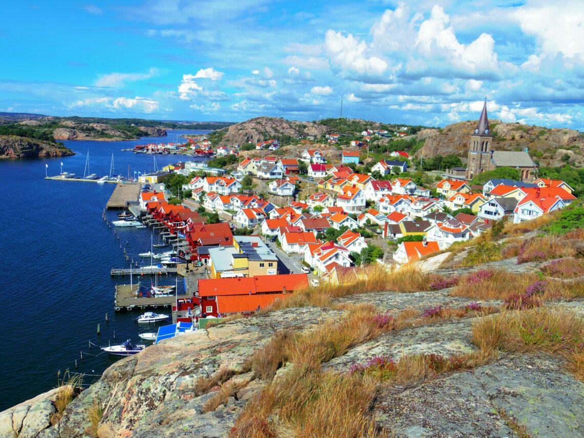 La Suède à vélo : De vraies montagnes russes !