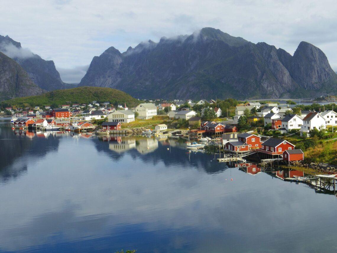 La Norvège – 2/3 : Les îles Lofoten à vélo, le paradis !