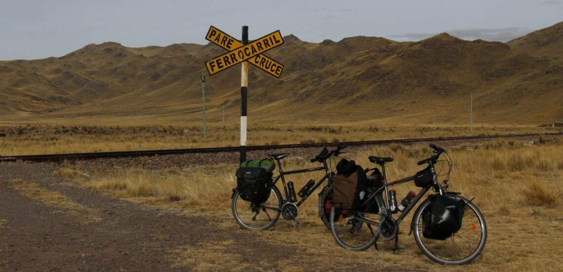 D'Arequipa au lac Titicaca à vélo !