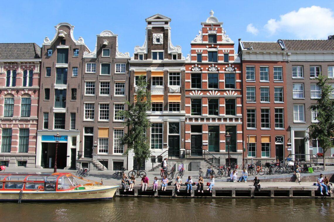 De Dunkerque à Amsterdam le long de l'Eurovélo 12