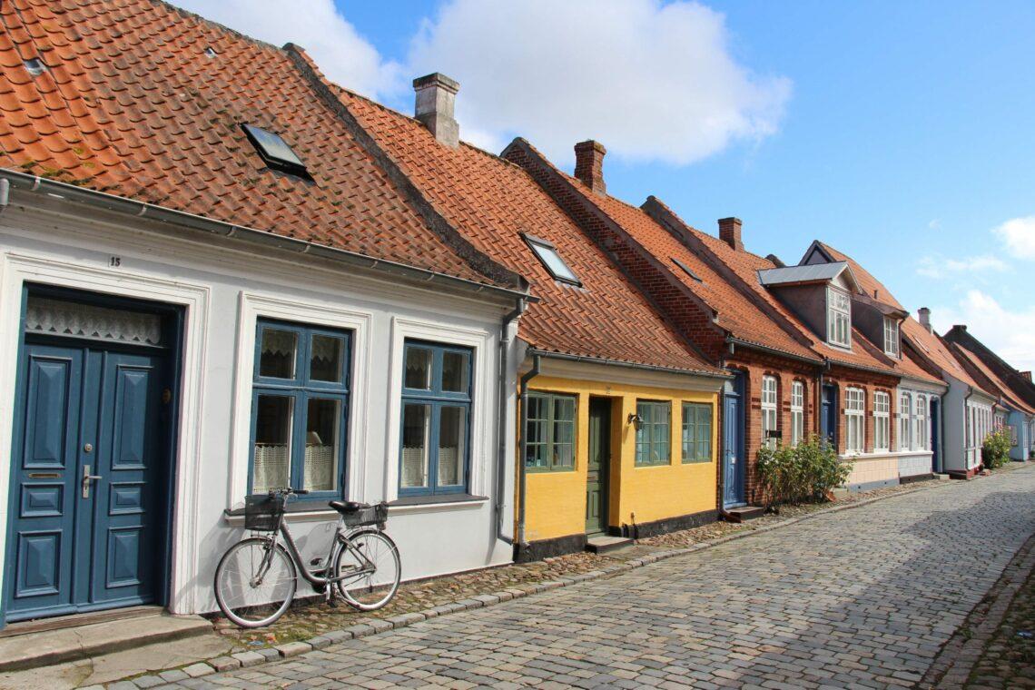 Le Danemark à vélo le long de l'Eurovelo 10