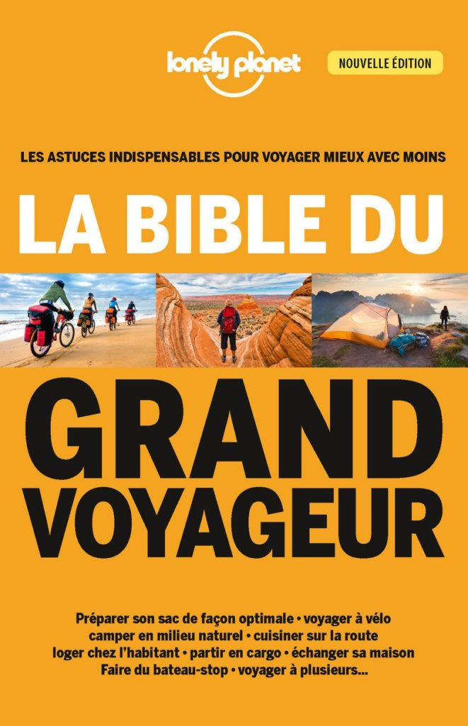 Livre cyclotourisme - La bible du grand voyageur