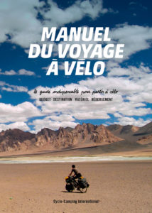 Livre cyclotourisme - Manuel du voyage a velo