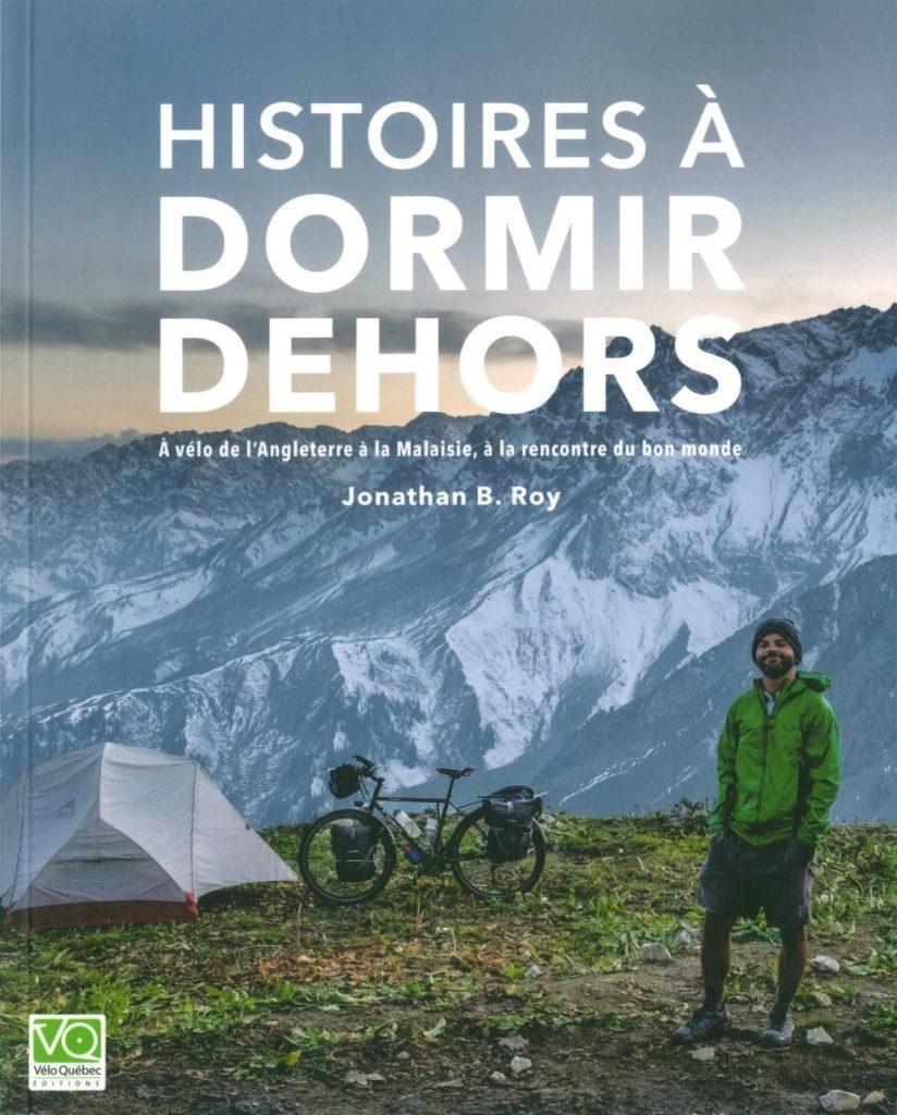 Livre cyclotourisme - Histoires à dormir dehors