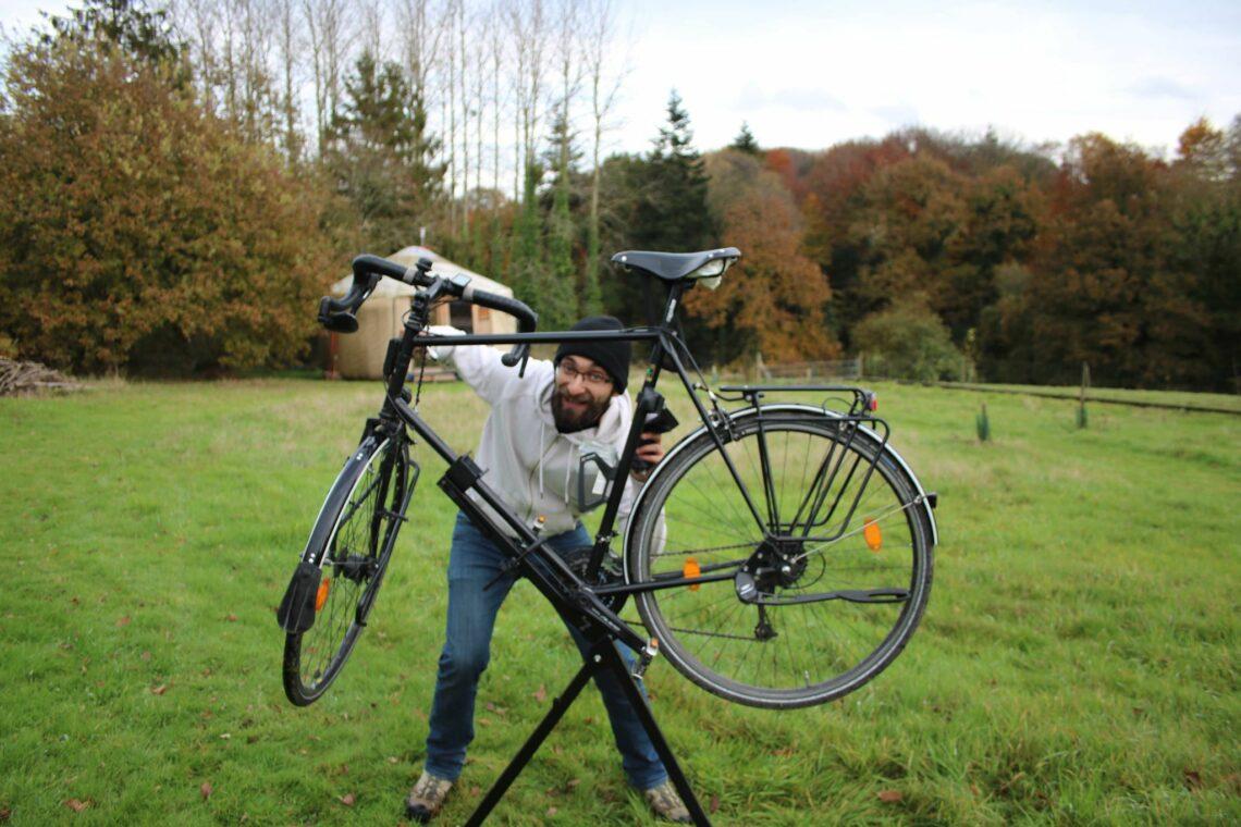 Voyage à vélo et zéro déchet : Interview