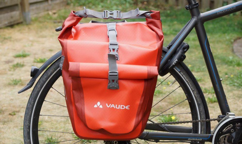 Quelles sacoches vélo choisir pour le voyage ?