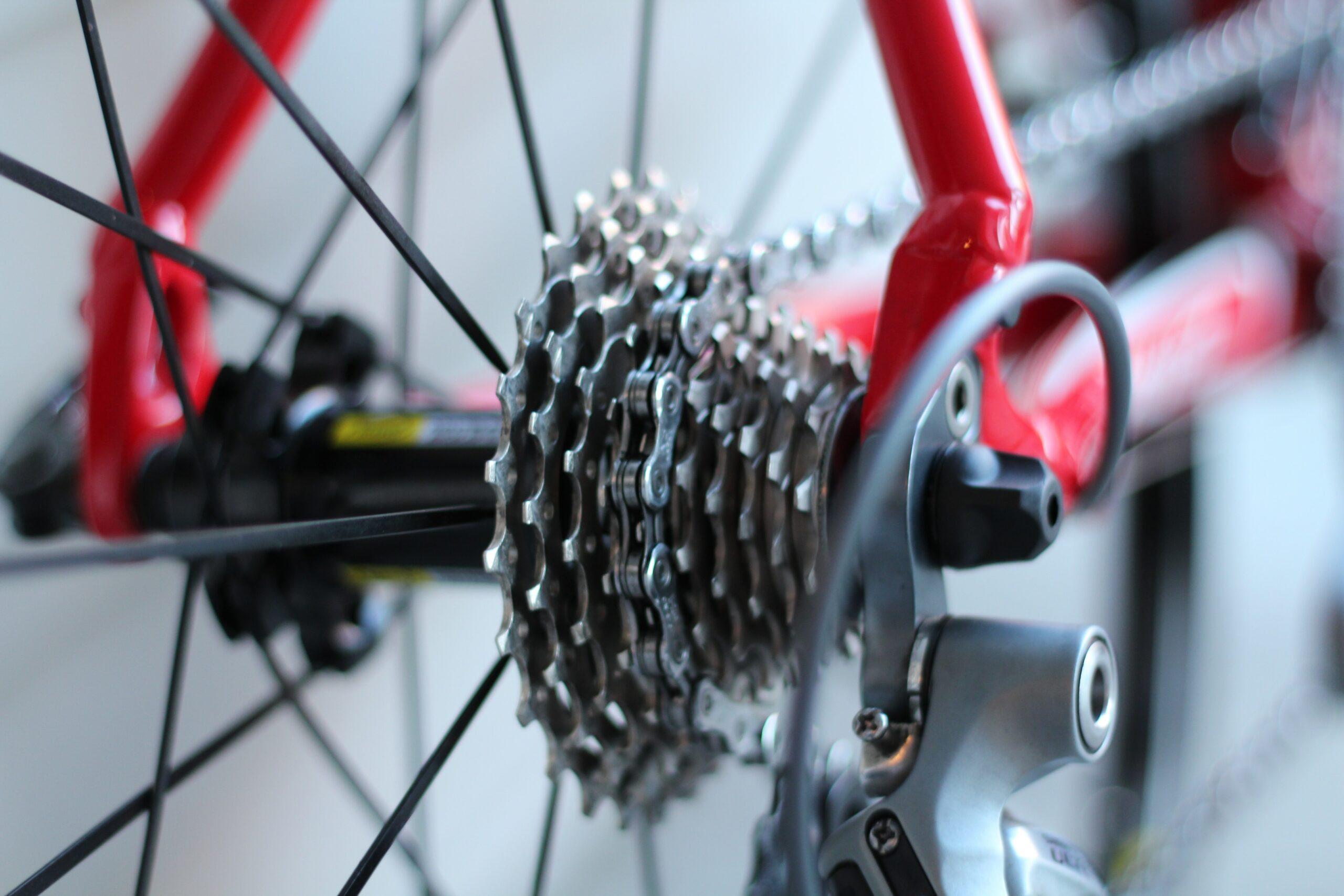 La transmission du vélo de voyage