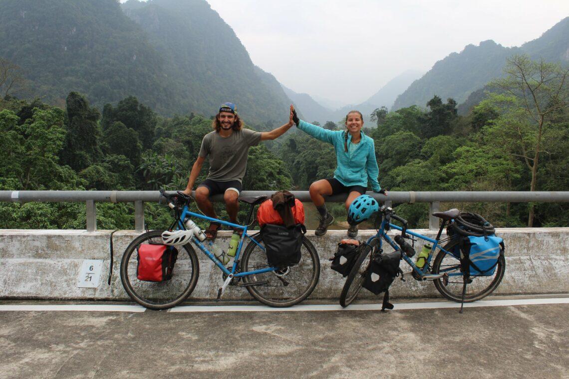 De la Nouvelle-Zélande à la France à vélo : Interview
