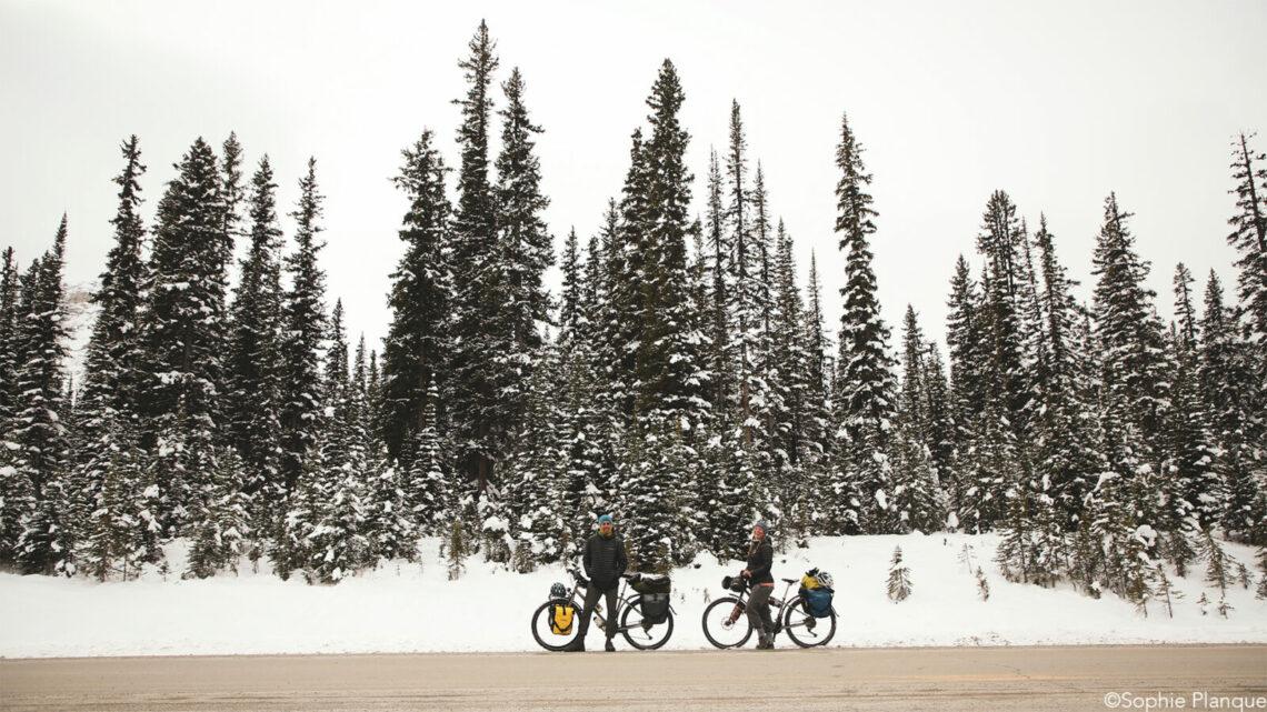 INTERVIEW : Les Amériques à vélo avec Alaska-Patagonie