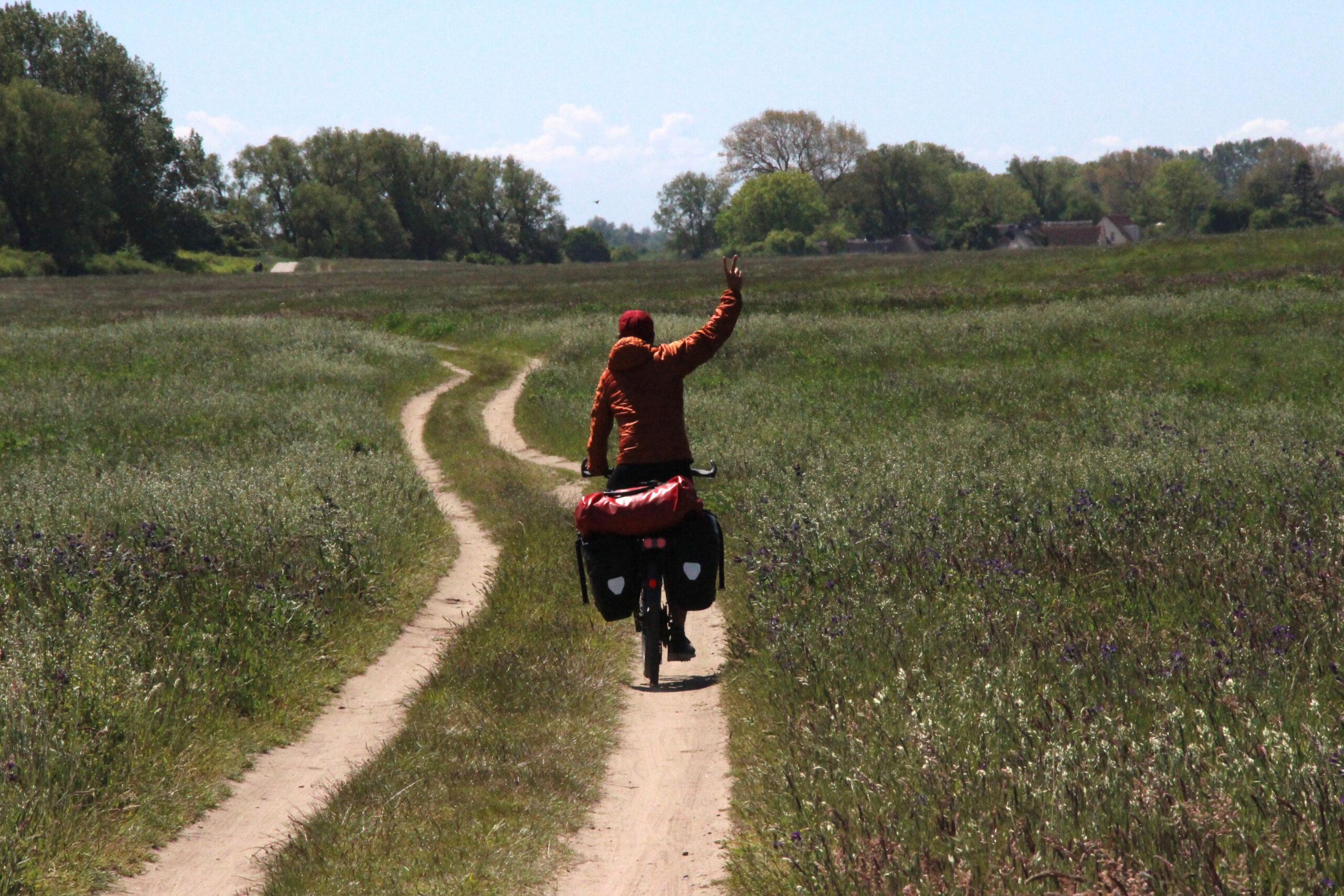 Qui peut voyager à vélo ?