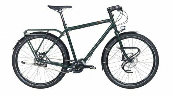 Vélo de rando Tour terrain Silkroad