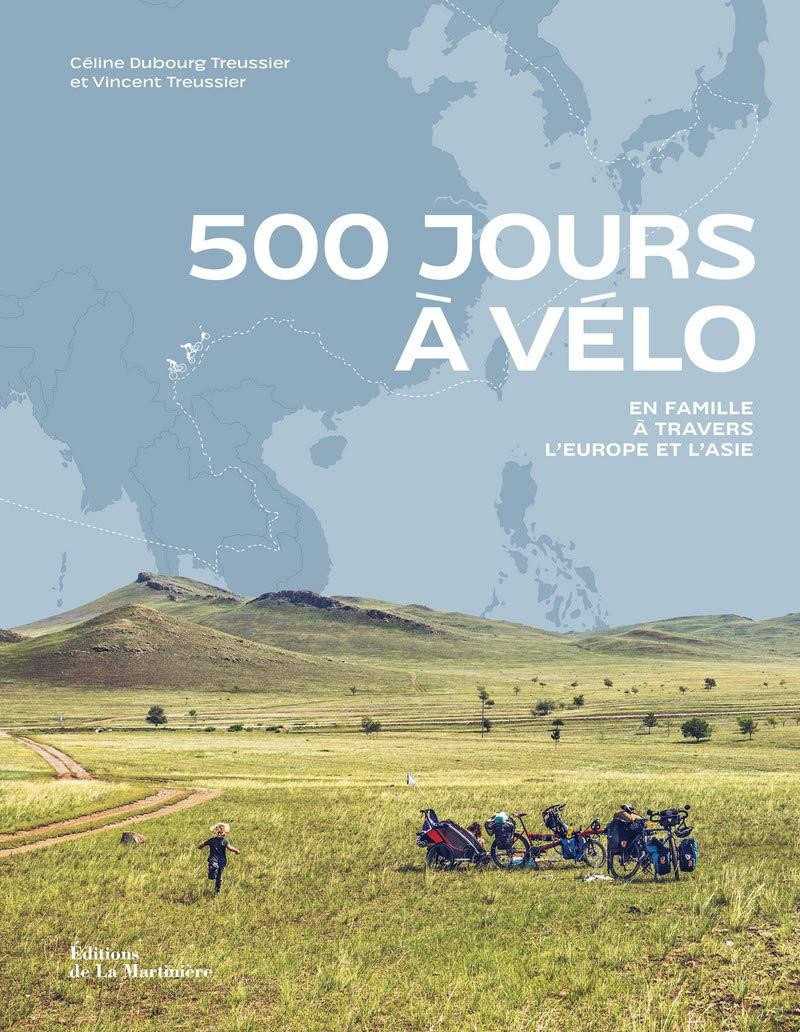 500 jours à vélo en famille
