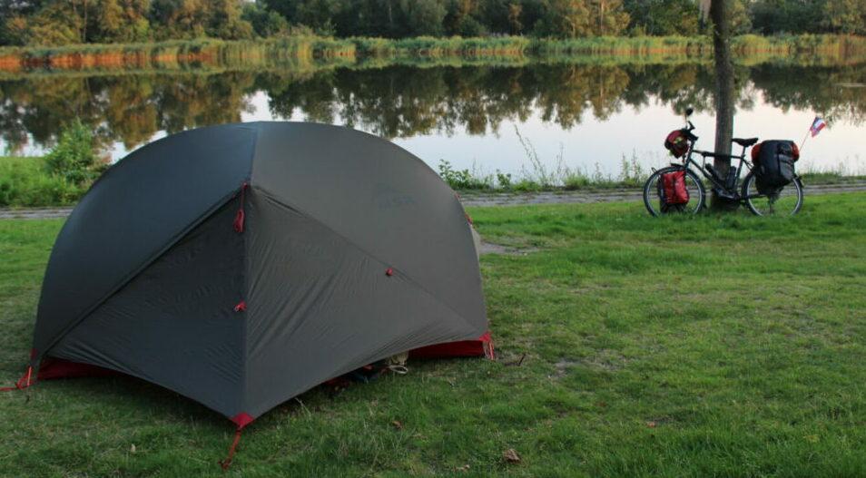 Choisir sa tente pour le voyage à vélo