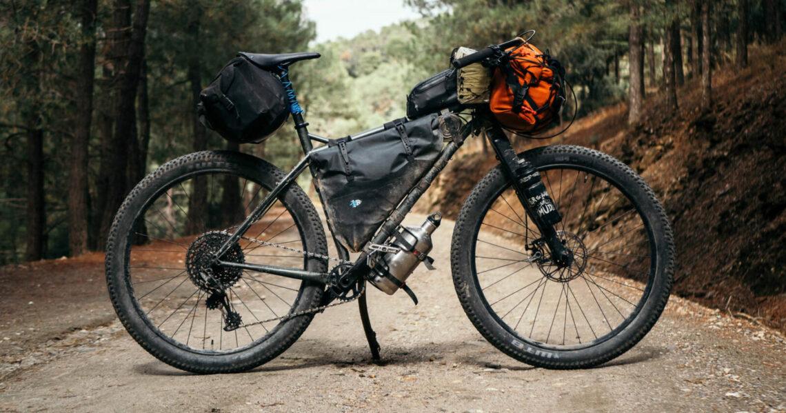 Les courses et grands itinéraires de bikepacking