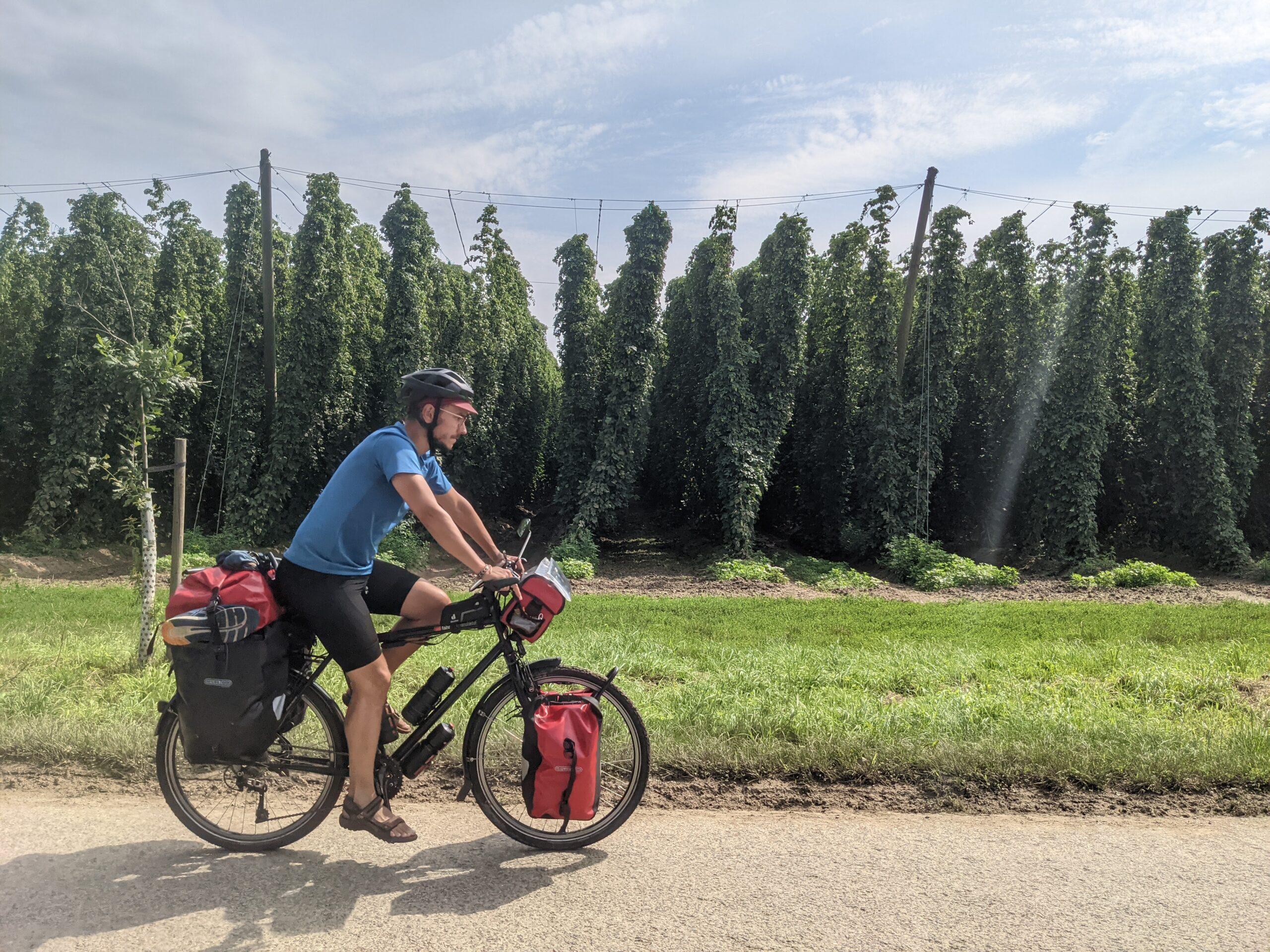 La République Tchèque à vélo : itinéraires et conseils